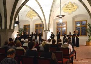 Jihlava | Velká gotická síň radnice