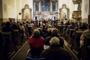 Opočno | kostel Narození Páně